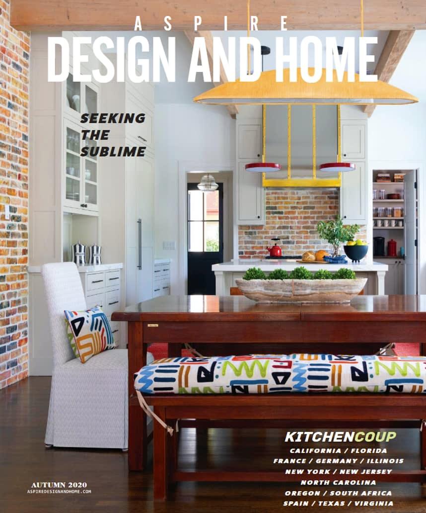eggersmann featured in Aspire Design & Home