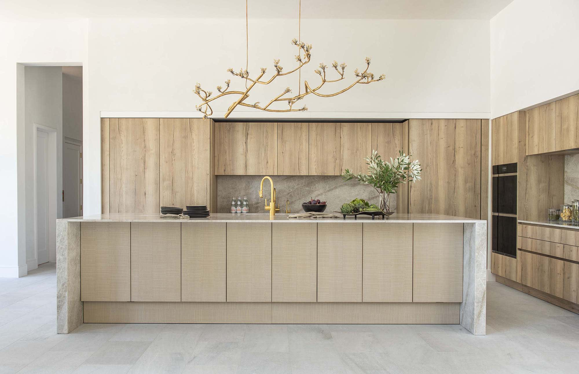 Project: Houston New Construction Timeless Kitchen