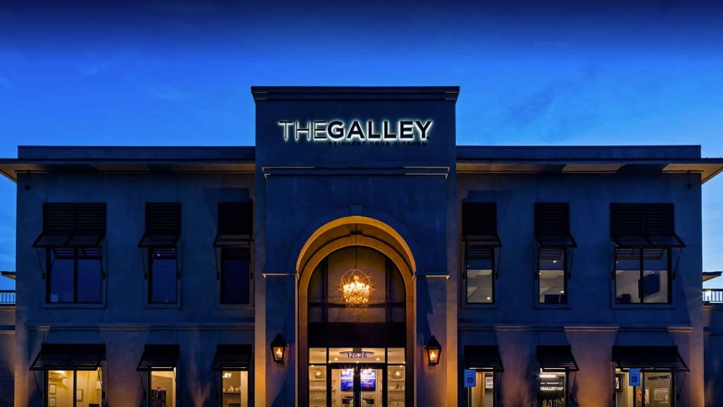 the galley headquarters in bixby oklahoma