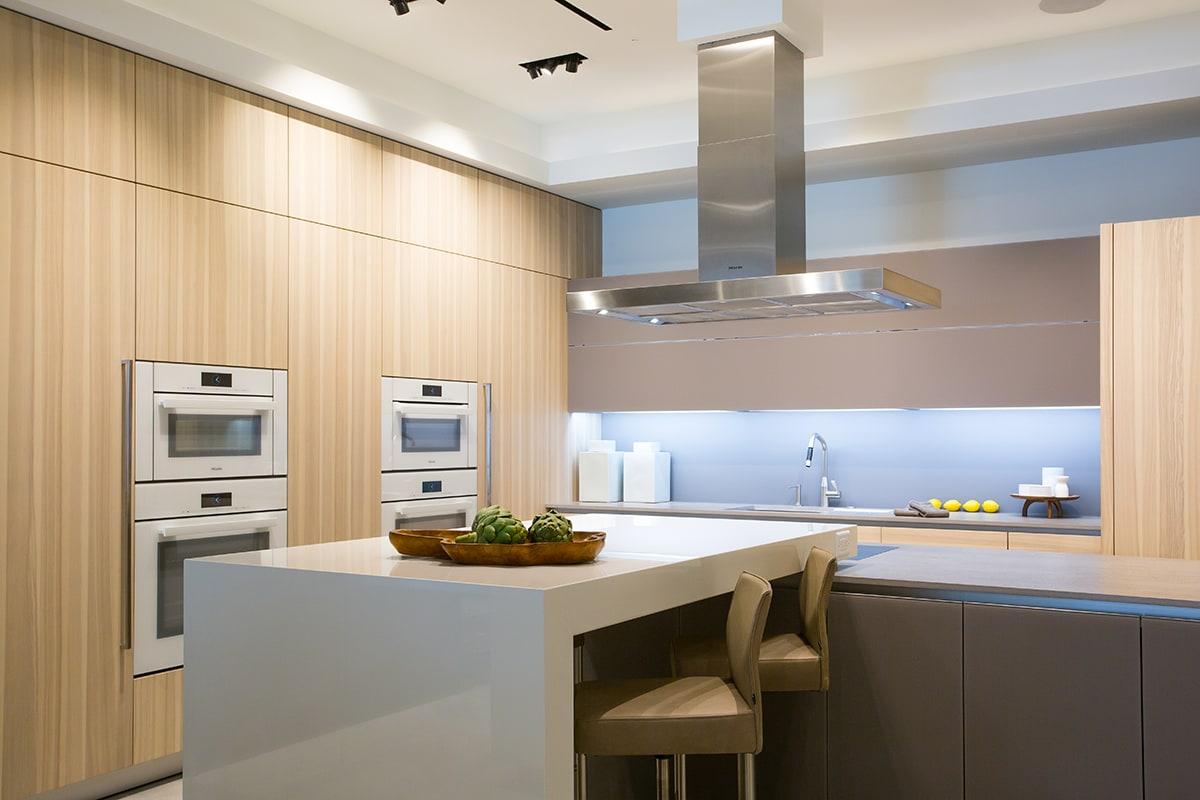 pure white miele oven – eggersmann LA