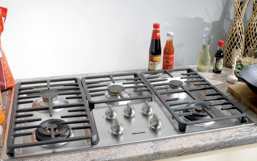 36″ Miele gas cooktop – eggersmann LA