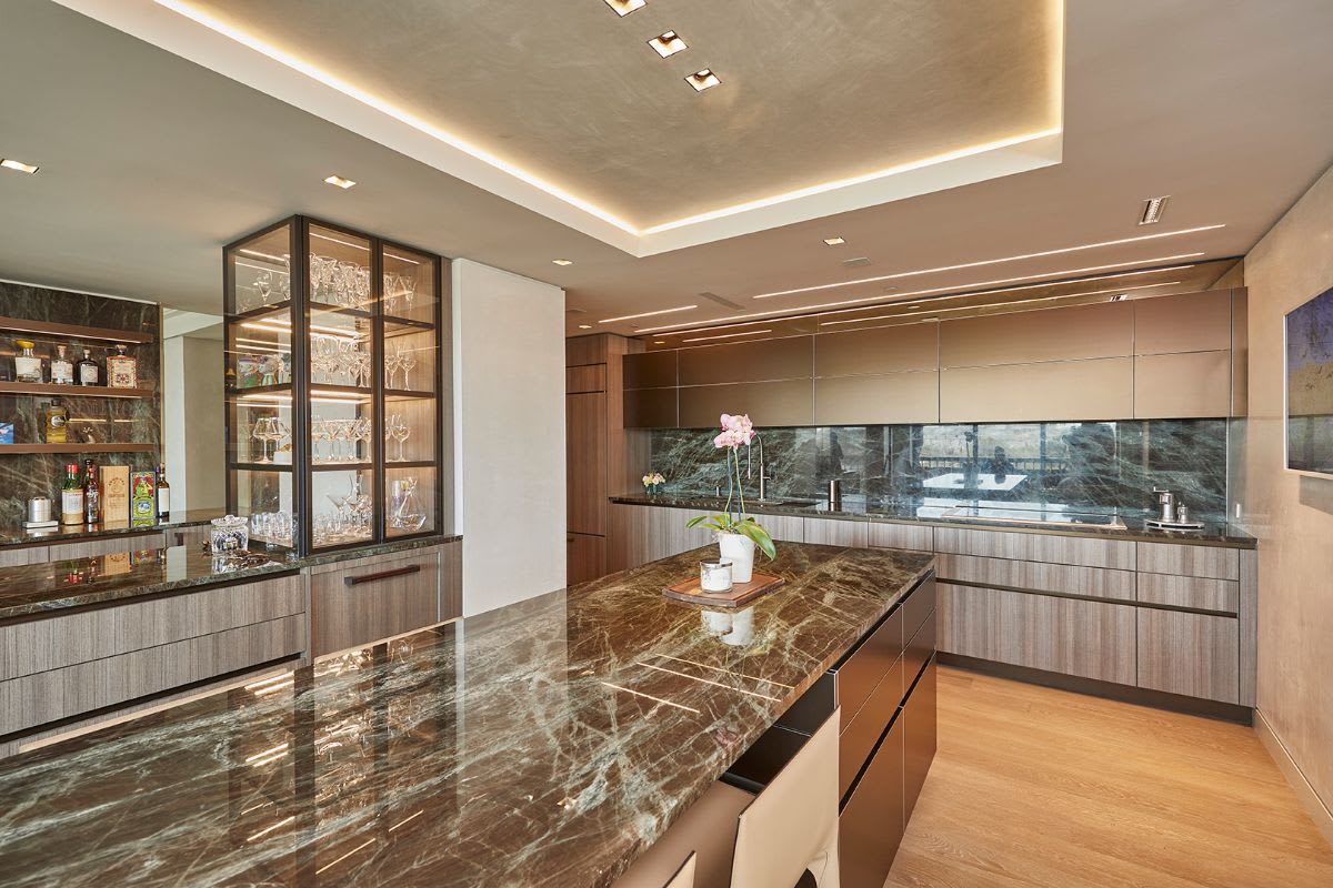 Project: Dallas Merged Luxury High Rise Residence