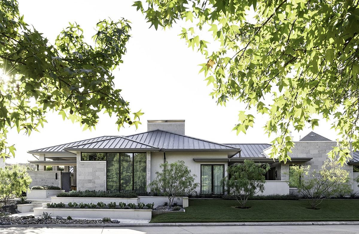 Project: Dallas Southwest Contemporary Full Home Design
