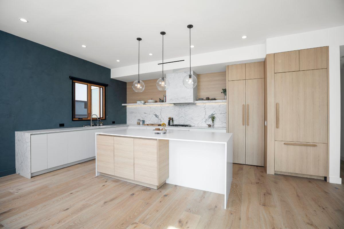 Project: LA Silver Lake Luxury Kitchen & Bath