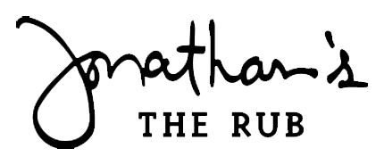 jonathan's the rub logo