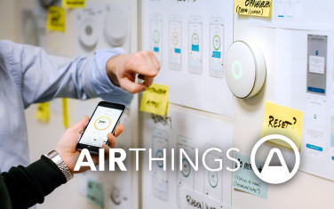 Airthings brand