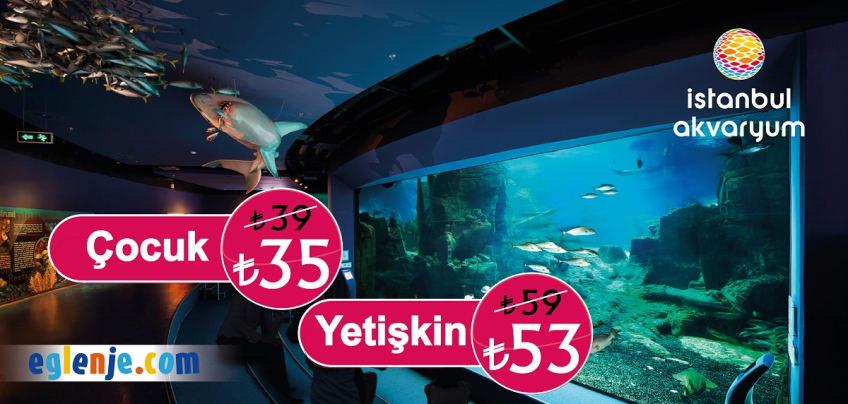 İstanbul Akvaryum Biletleri