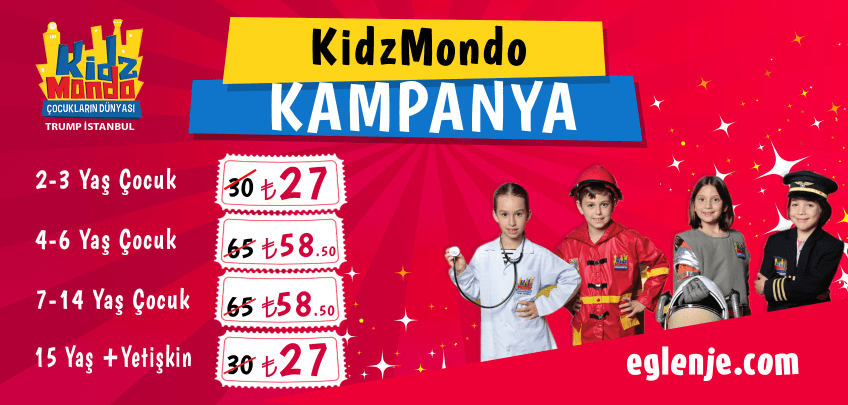 Kidzmondo Kampanya Banner
