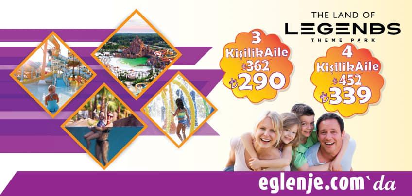 Eglenje.com Land Of Legends Bilet Fiyatları 2