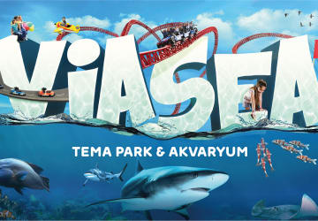 Viasea Tema Park ve Akvaryum Bir Arada