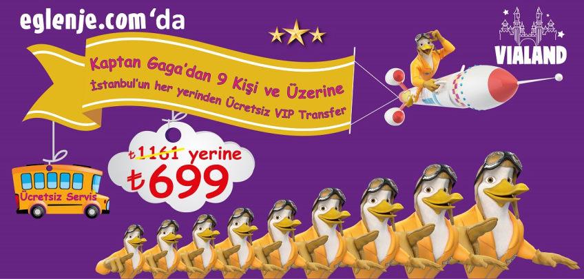Vialand Grup Bileti