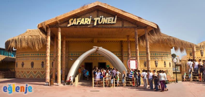 Vialand Safari Tüneli