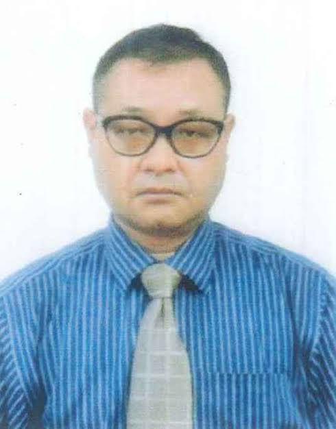 Shri. Raksin P. Marak, IAS