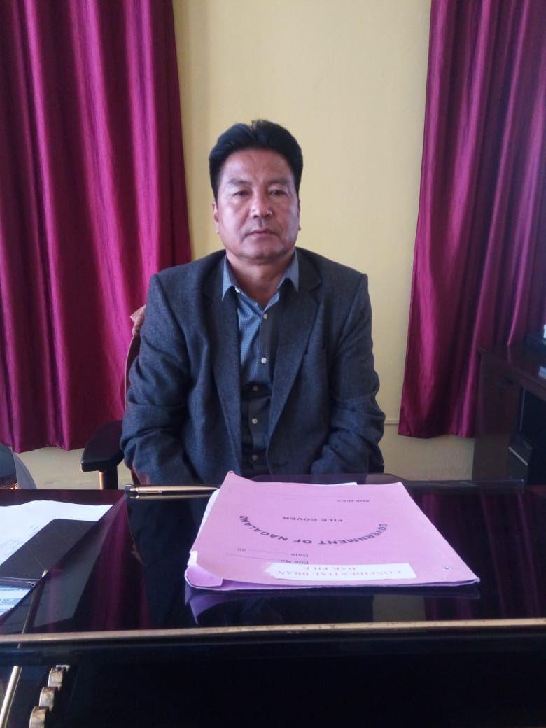 Shri. M.Shayung Phom