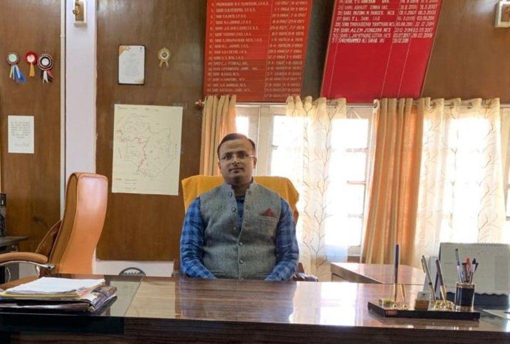 Shri. Kumar Ramnikant, IAS