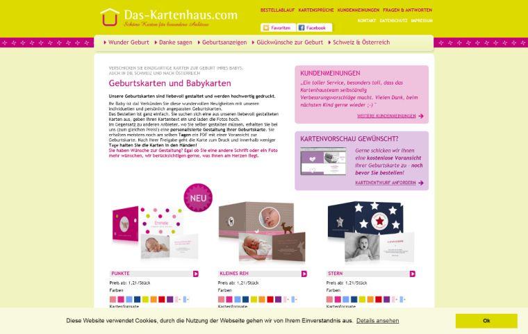 Development of an online store on OsCommerce
