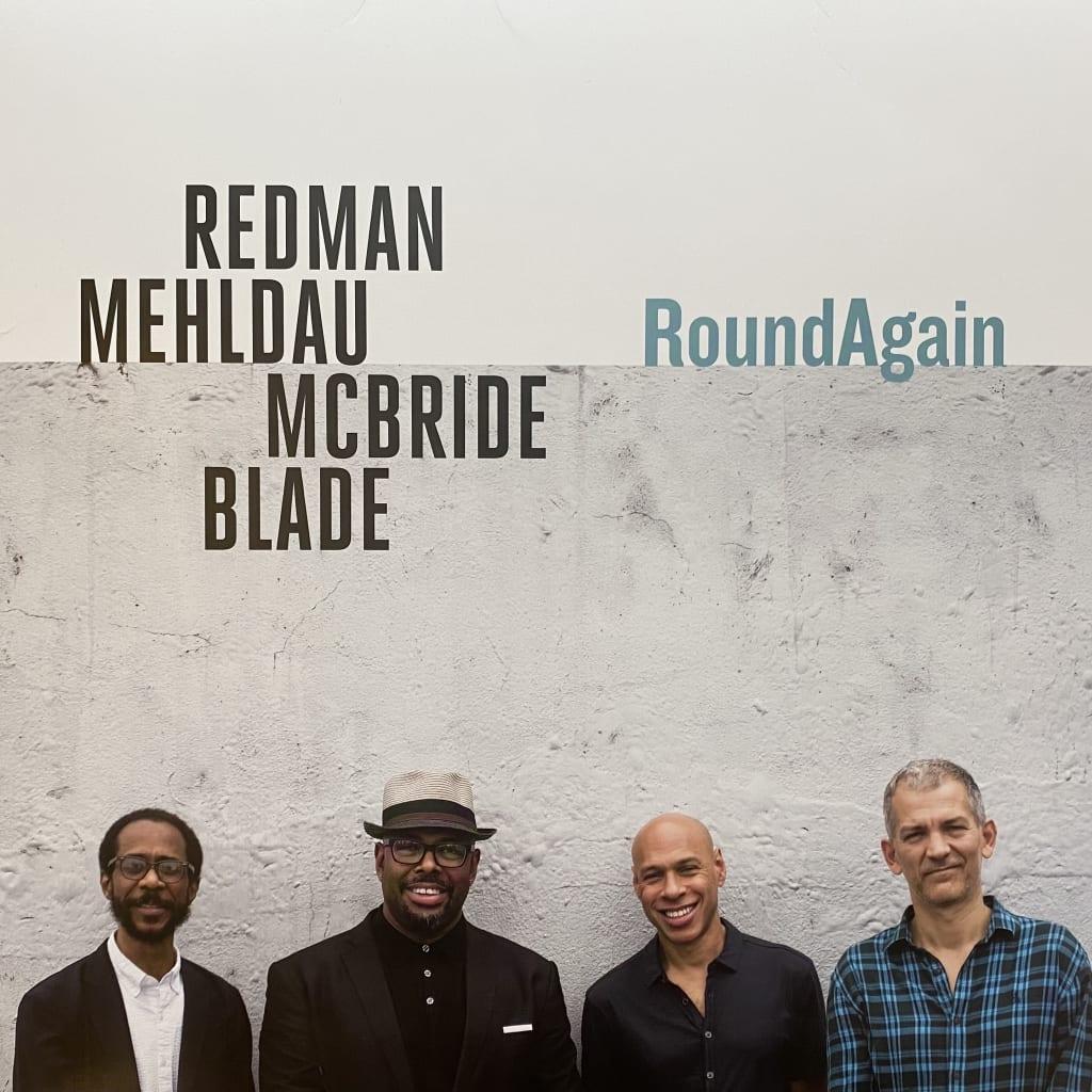 Joshua Redman, Round Again