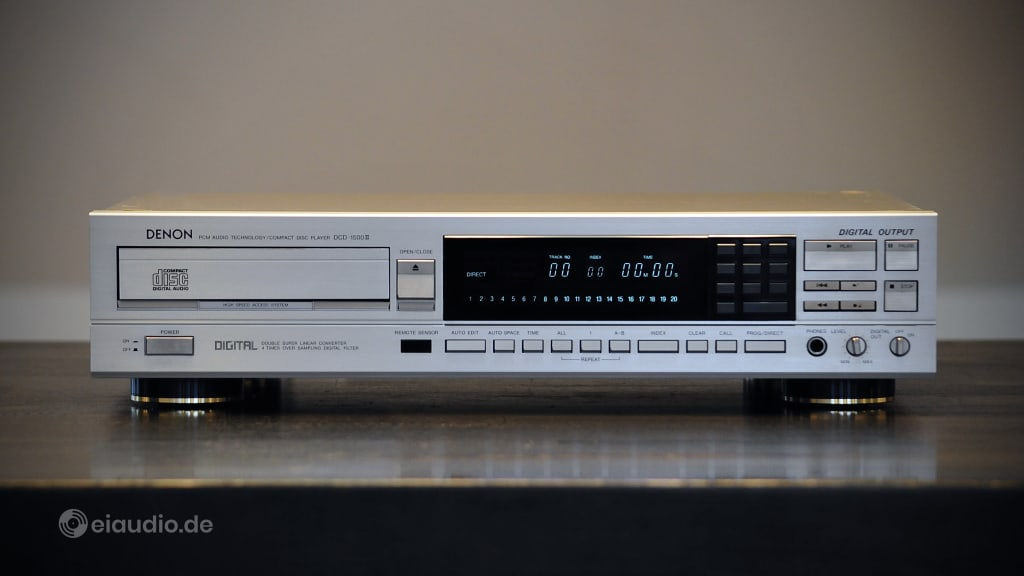 Denon DCD 1500 II