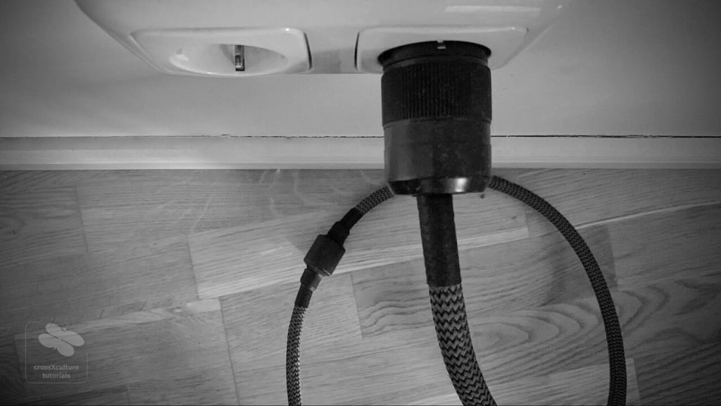 3. Power cords