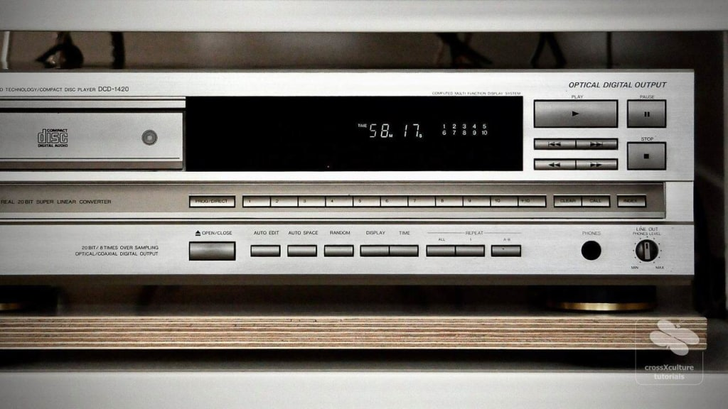 12. CD players