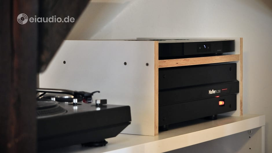 Audiophile Amplifier Cooling