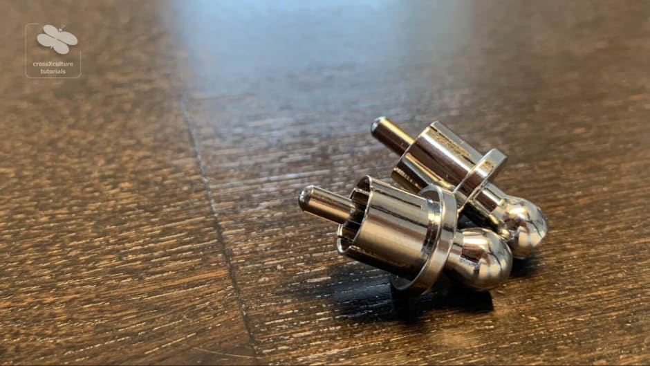Audiocrast RCA Caps