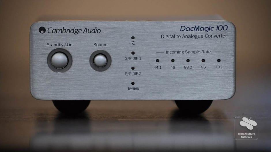 Cambridge DacMagic 100
