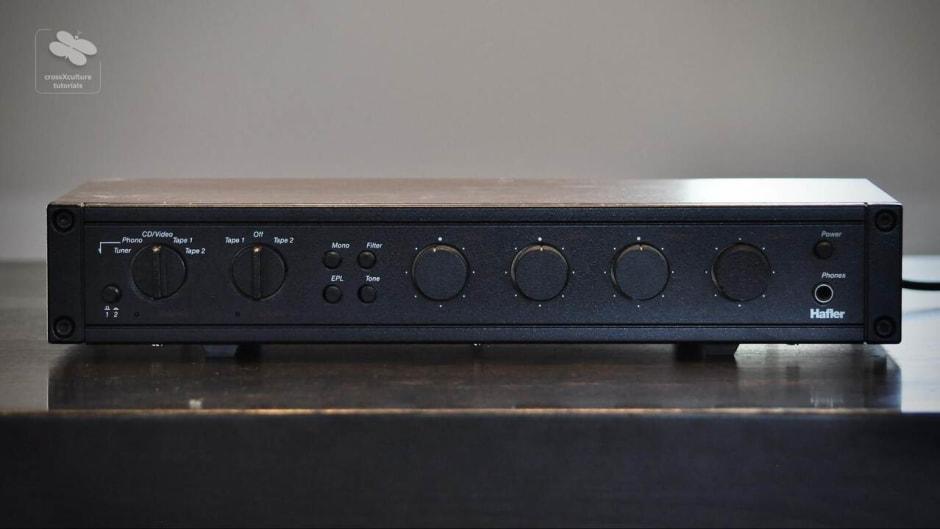 Hafler DH-110