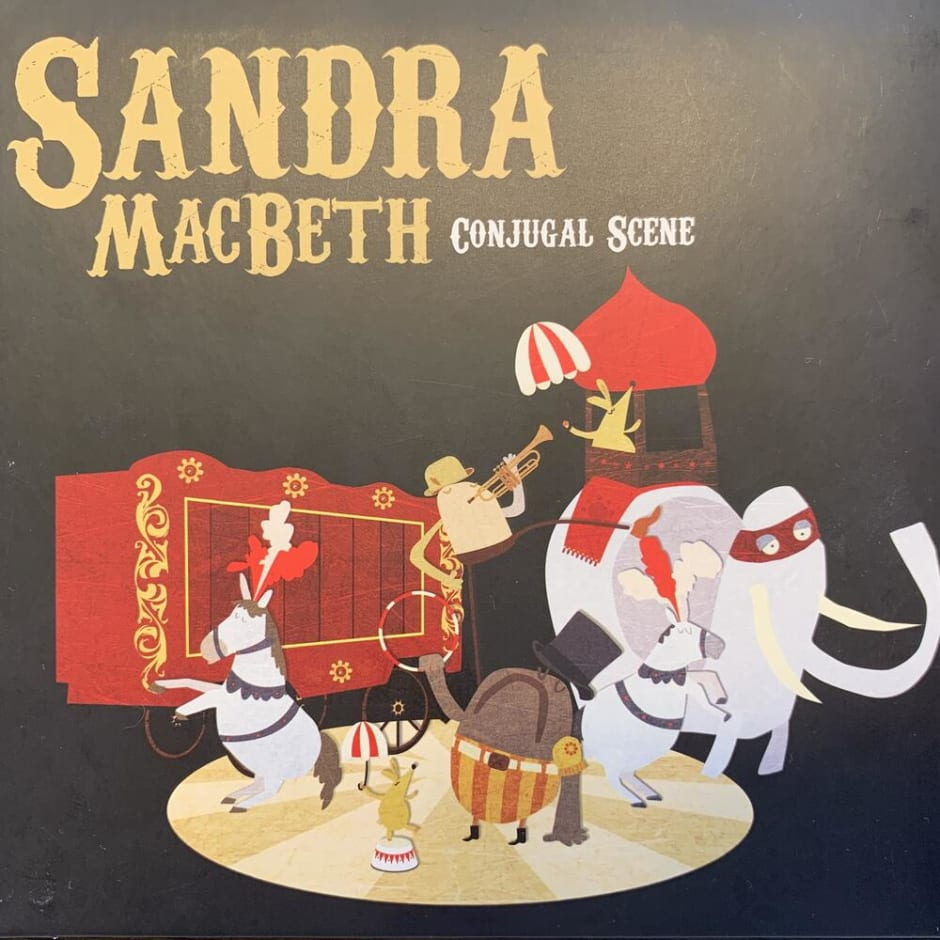 Sandra MacBeth, Conjugal Scene