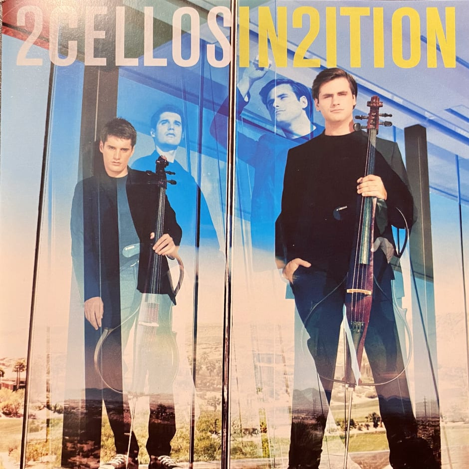 2Cellos, In2ition