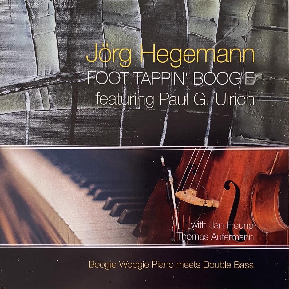 Jörg Hegemann, Foot Tappin' Boogie