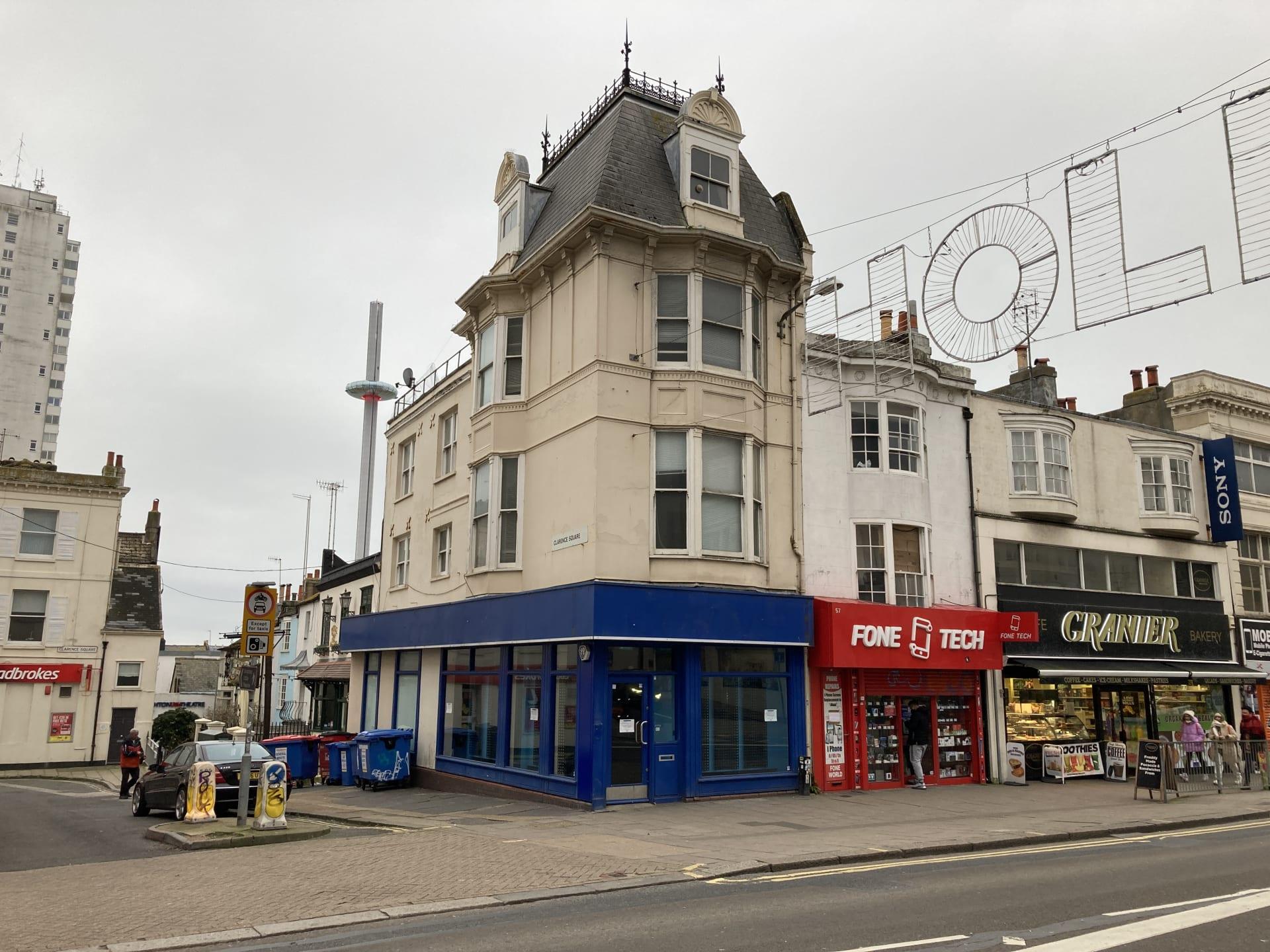 56 Western Road Brighton image.