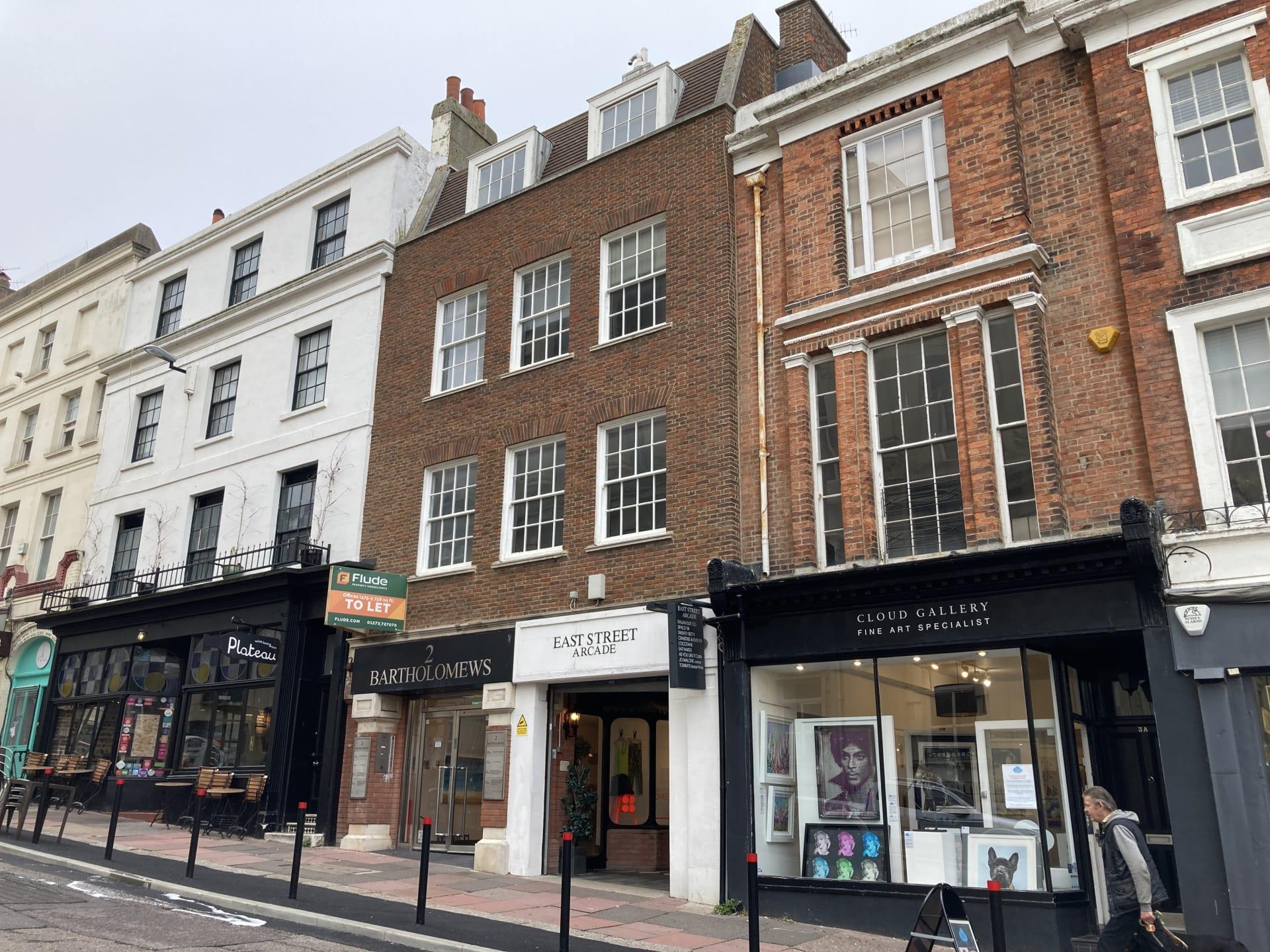 2 Bartholomew's Brighton image.