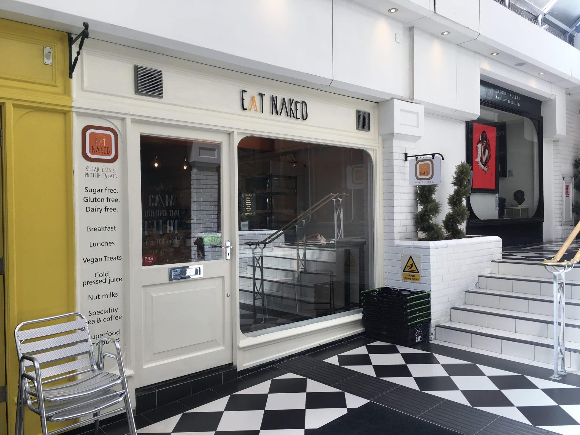 East Street Arcade Brighton image.