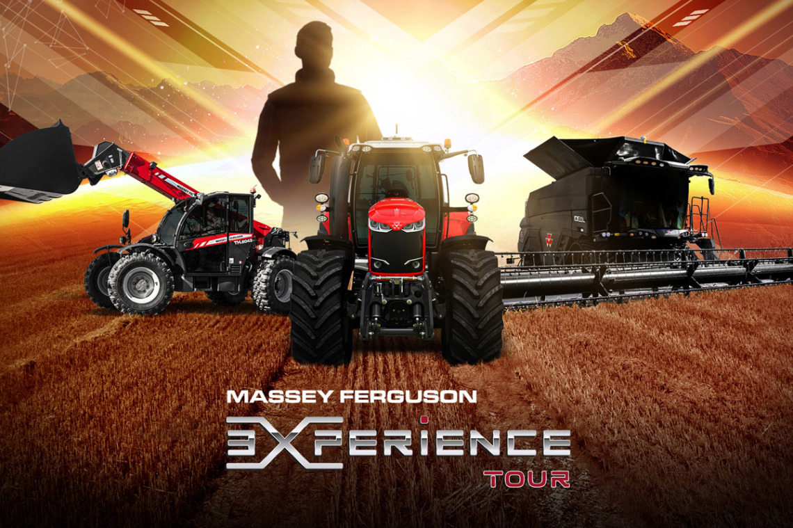 MF eXperience Tour til Norge