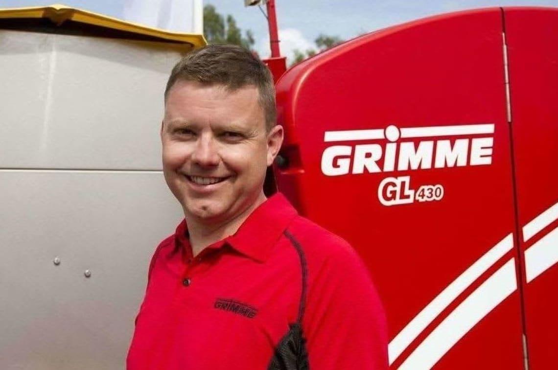 Gjør Grimme-maskinen klar til sesongen