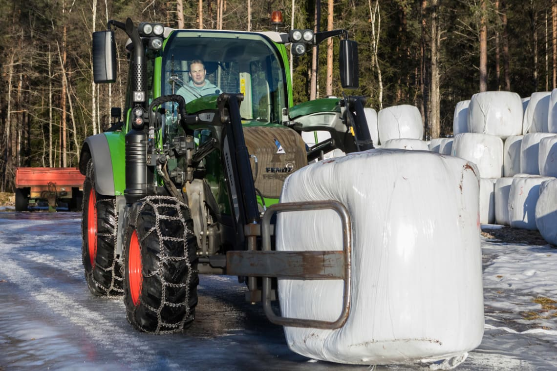 En traktor for alle dager