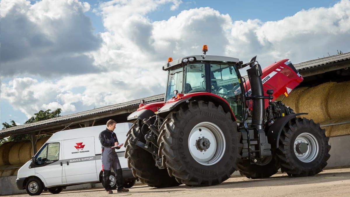 Landbruksmekaniker - dine muligheter