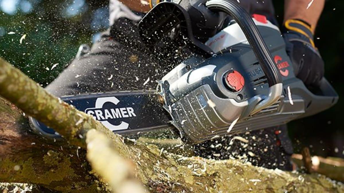 Motorsager fra Cramer