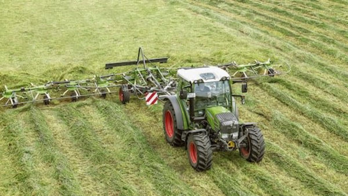 Fendt sprederive