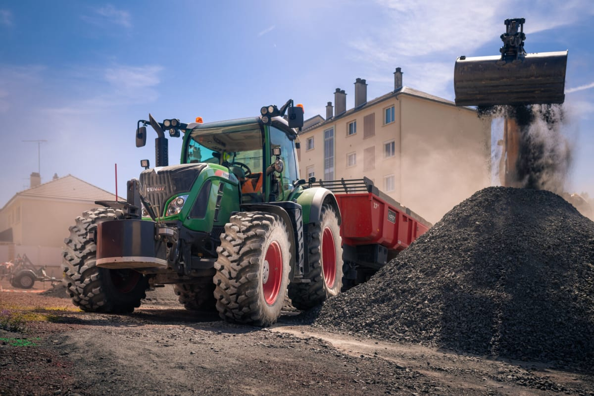 Nye traktordekk fra Nokian Tyres