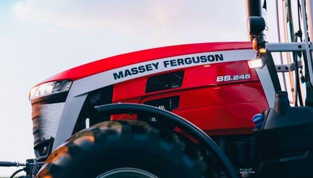 Nyhet fra Massey Ferguson