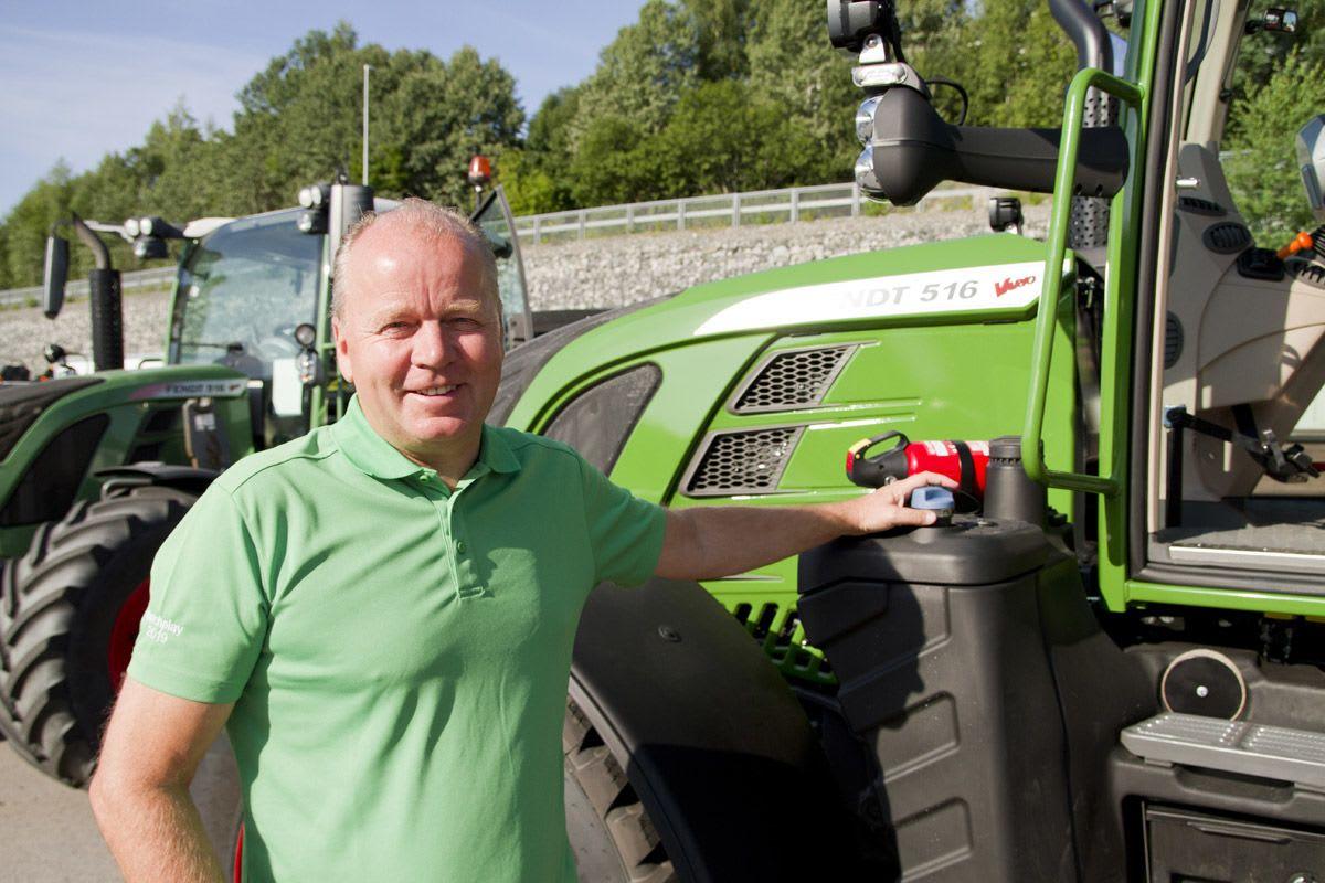 Slik tar du traktorlappen
