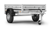 Open trailer 1205S UB