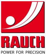 Rauch AXENT 100.1 kunstgjødselspreder