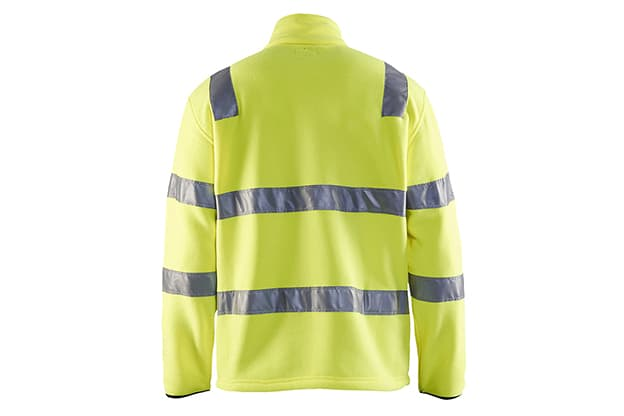 Blåkläder Fleece varsel jakke Eiksenteret