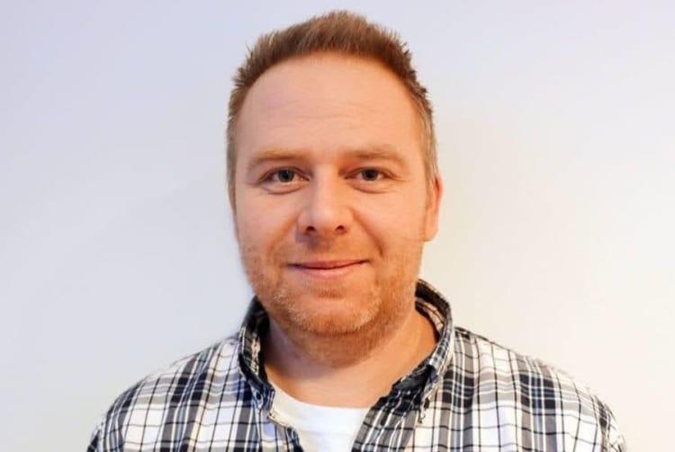 Jens Gjølga del av Europeisk team for presisjonslandbruk
