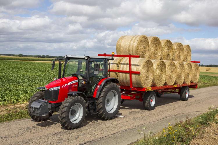 Flere traktornyheter fra Massey Ferguson