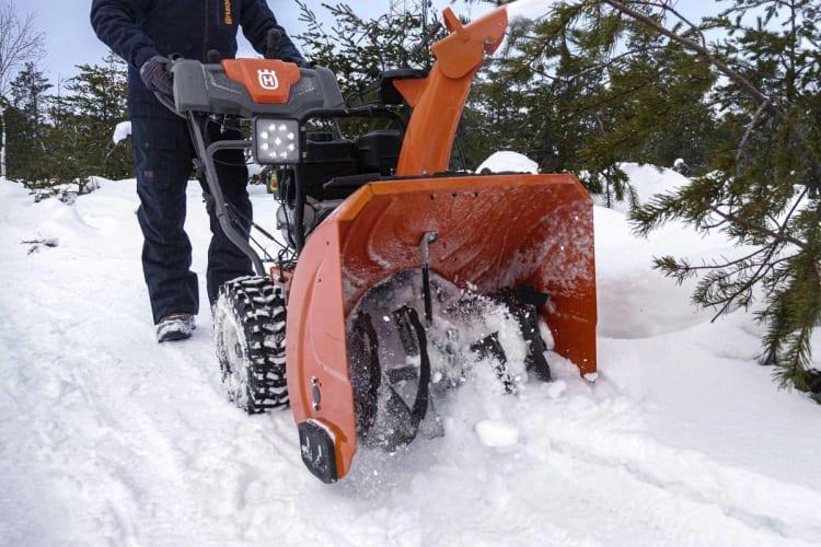 Gjør snøfreseren klar til sesongen