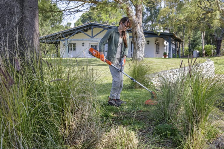 Bli mer effektiv i hagen med Husqvarna